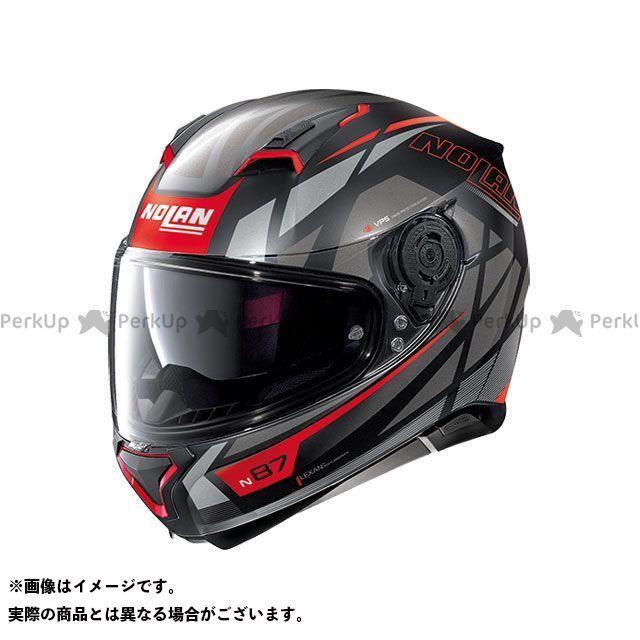 ノーラン フルフェイスヘルメット N87 オリジナリティ フラットブラック L NOLAN