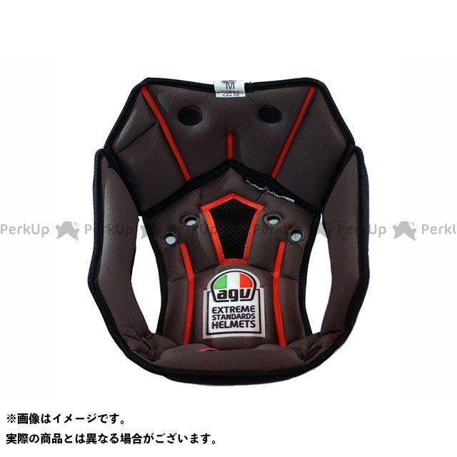 送料無料 AGV エージーブイ ヘルメット内装オプション TOP PAD SPORTMODULAR ASIAFIT S