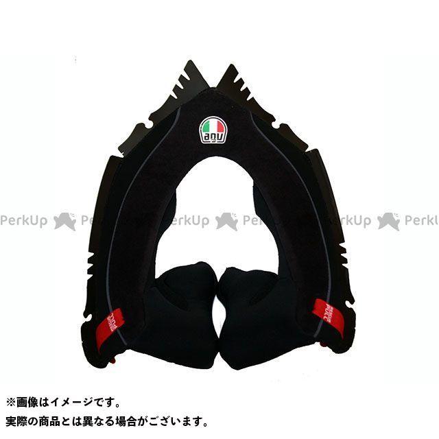 エージーブイ ヘルメット内装オプション CHEEK PADS CORSA R ASIA FIT(ブラック) サイズ:M AGV