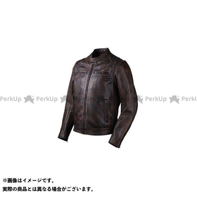 DEGNER ジャケット 18SJ-6 ゴートレザージャケット(ブラウン) サイズ:L DEGNER