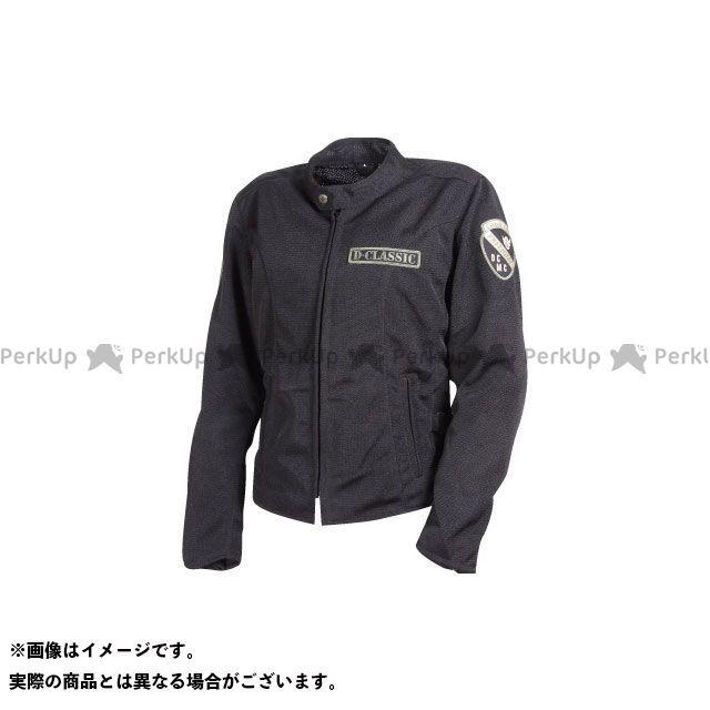 デグナー ジャケット DG18SJ-2 レディースフルメッシュジャケット(ブラック) サイズ:レディースL DEGNER