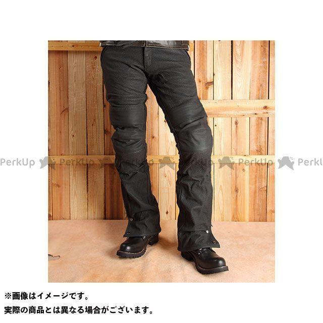 デグナー パンツ DP-22P メッシュレザーパンツ(ブラック) サイズ:M DEGNER