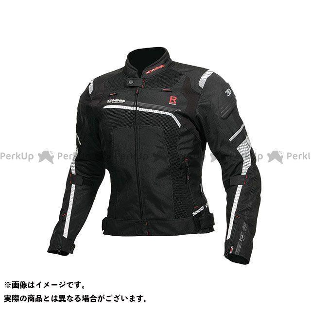 KOMINE ジャケット 2019年春夏モデル JK-130 Rスペックメッシュジャケット(ブラック) サイズ:4XL コミネ