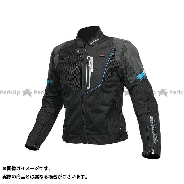 KOMINE ジャケット 2019年春夏モデル JK-131 リフレクトメッシュジャケット(ブラック) 3XL コミネ