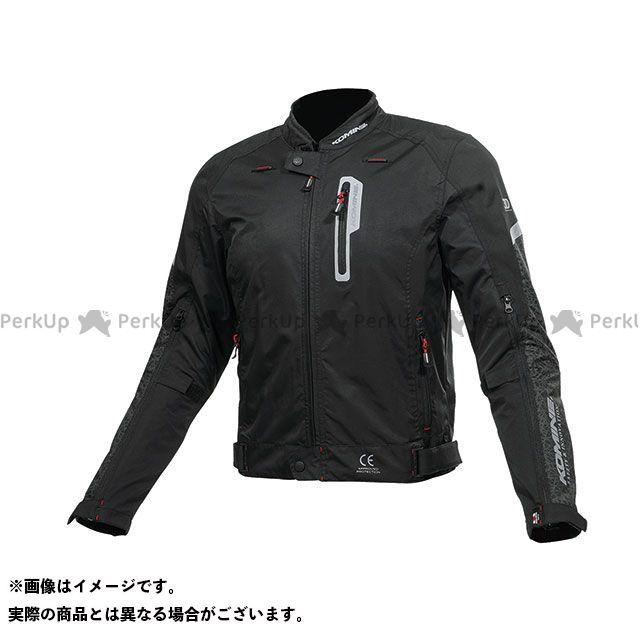 KOMINE ジャケット 2019年春夏モデル JK-136 エアフローシステムジャケット(ブラック) サイズ:3XL コミネ
