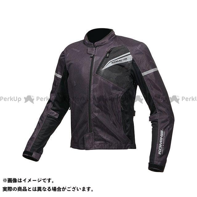 KOMINE ジャケット 2019年春夏モデル JK-140 プロテクトフルメッシュジャケット(ブラック) サイズ:6XLB コミネ