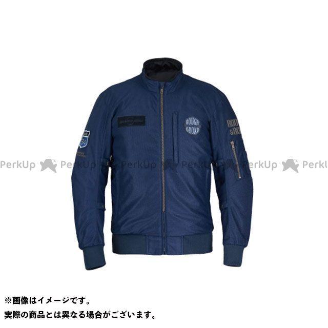 ラフアンドロード ジャケット RR7334 MA-1R メッシュジャケット(ネイビー) サイズ:L ラフ&ロード
