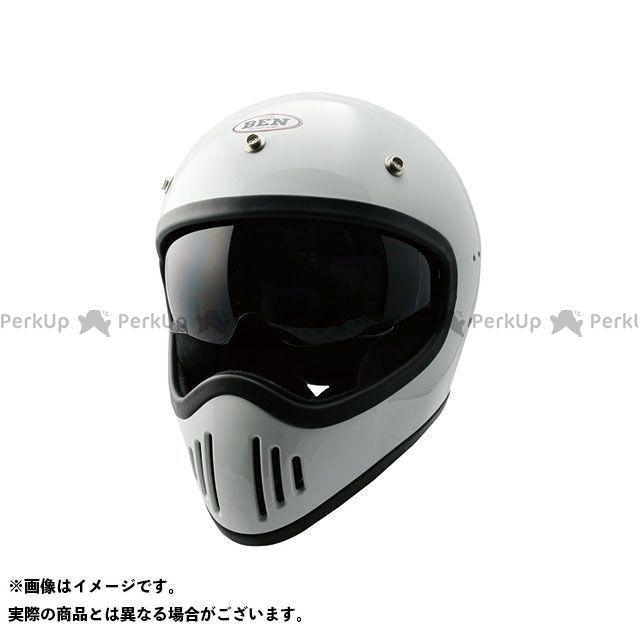 SPEEDPIT フルフェイスヘルメット B-80 BEN フルフェイス(ホワイト) スピードピット