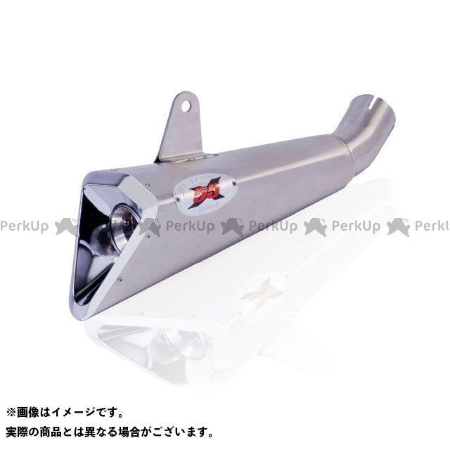 IXIL YZF-R15 マフラー本体 X55 スラッシュコーン ヤマハ R15(MSLAZ) 13-16 フルEX マフラー イクシル