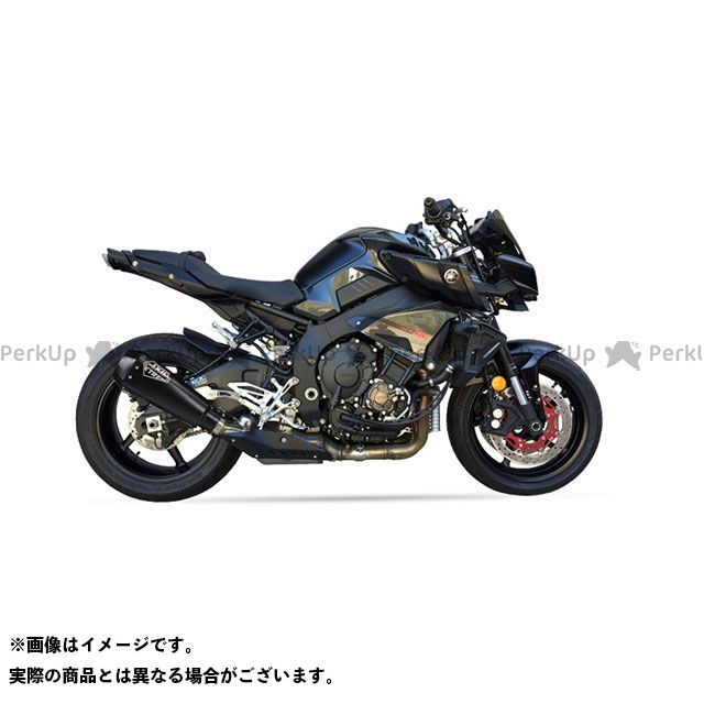 IXIL MT-10 マフラー本体 RC1B ヘキサコーン ヤマハ MT10 16-18 スリップオン マフラー イクシル