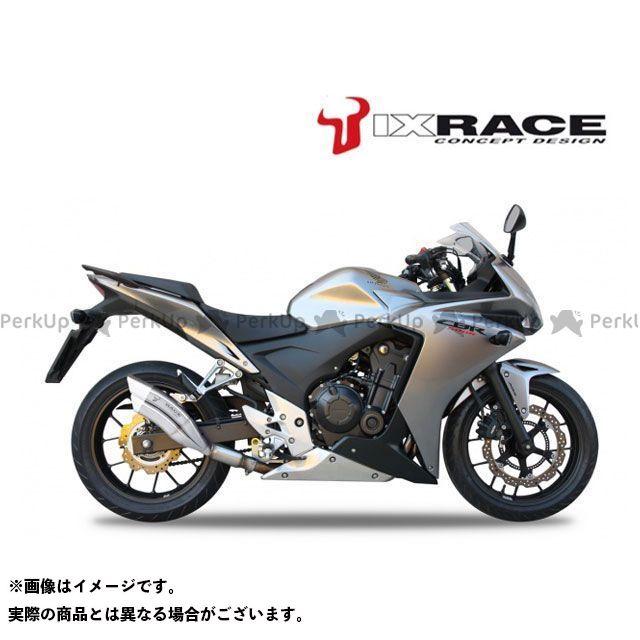 IXIL CB500F CB500X CBR500R マフラー本体 HONDA CBR 500 R/CB 500 X/CB 500 F 2016 Z7 ツインアップ スリップマフラー イクシル