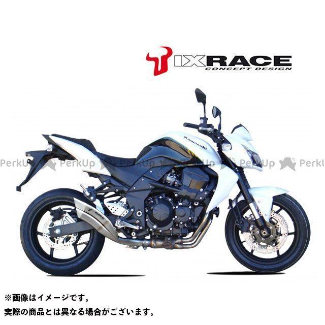 IXIL Z750S マフラー本体 KAWASAKI Z 750 S 07-11 Z7 ツインアップ スリップマフラー イクシル