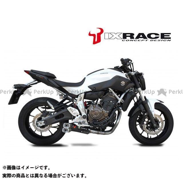 IXIL MT-07 MT-07 モトケージ マフラー本体 YAMAHA MT 07 14-15/MOTO CAGE 14-15 スーパーエクストリーム Z8 フルエキゾーストマフラー イクシル