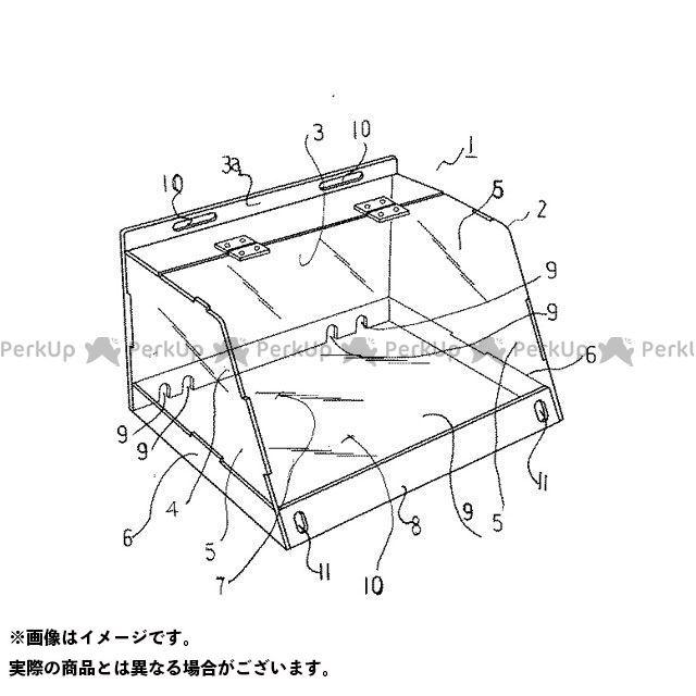 プロト PLOT 作業場工具 メッシュフック用ショーケース