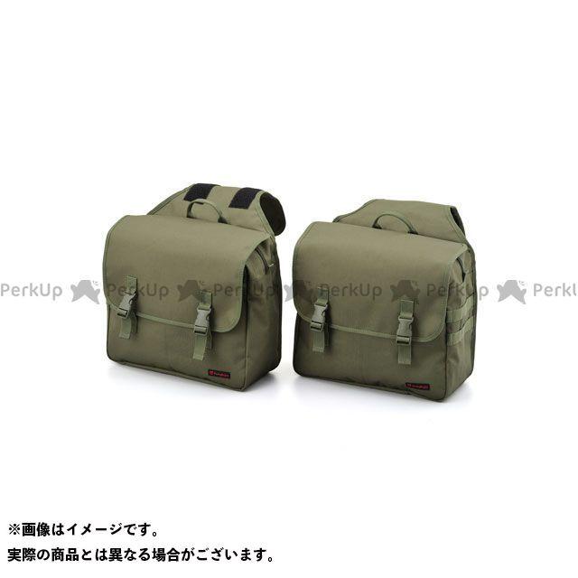 HenlyBegins ツーリング用バッグ 振り分けサドルバッグ DHS-12 ヘンリービギンズ