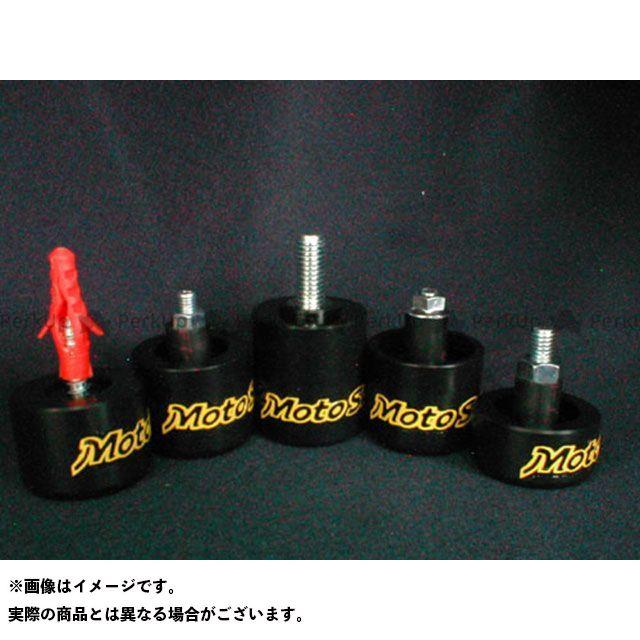 【エントリーで最大P21倍】 250SB Dトラッカー KLX250 スライダー類 ~06 KAWASAKI Dトラッカー KLX250/SUZUKI 250SB用スライダーセット(黒) MotoSalgo