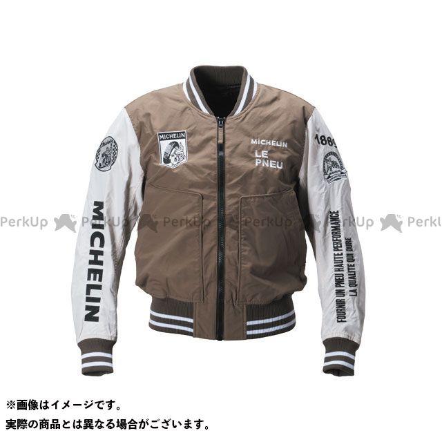 Michelin ジャケット 2019春夏モデル ML19101S アワードジャケット(オリーブ/アイボリー) サイズ:L2W ミシュラン