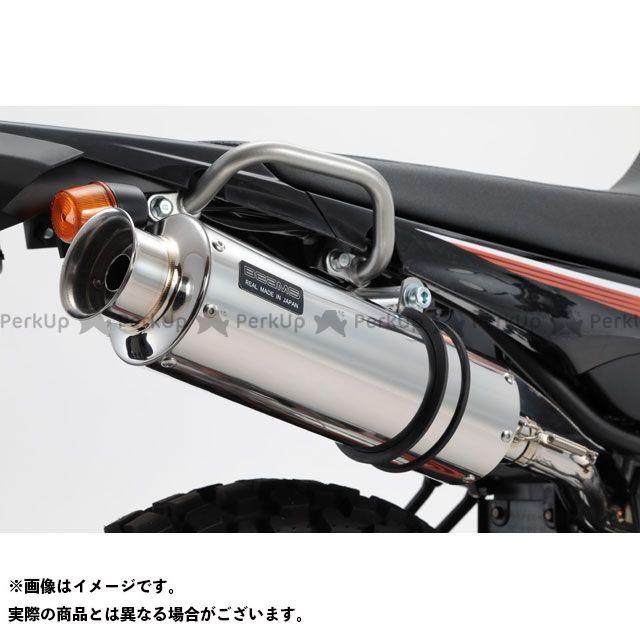 BEAMS セロー250 マフラー本体 SS300 スリップオンマフラー ソニック 政府認証 ビームス