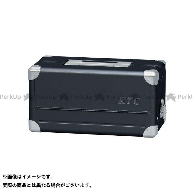 ケーティーシー 作業場工具 EK-1AGBK 両開きメタルケース(ブラック)  KTC