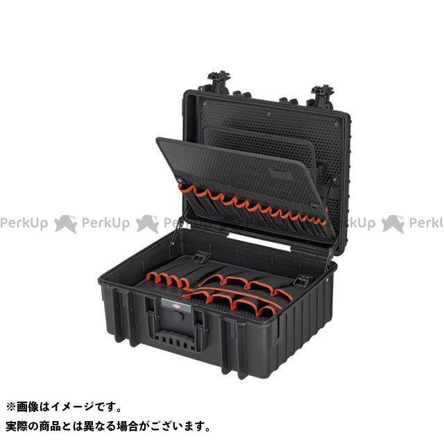 クニペックス 作業場工具 002136LE ツールケース  KNIPEX