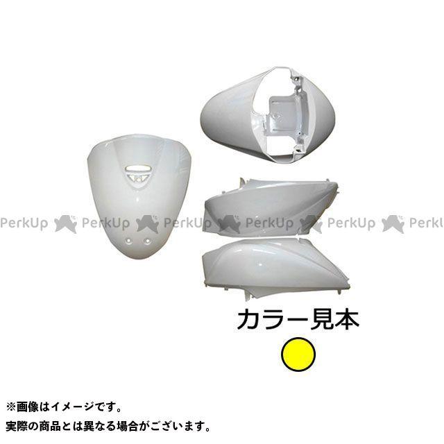 supervalue トゥデイ 外装セット 外装4点セット トゥデイ(AF67) オリオンイエロー(Y-177) スーパーバリュー