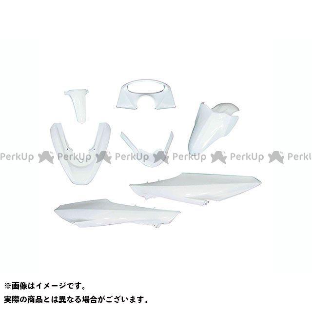 supervalue PCX125 外装セット 外装11点セット PCX125(JF28) ホワイト スーパーバリュー