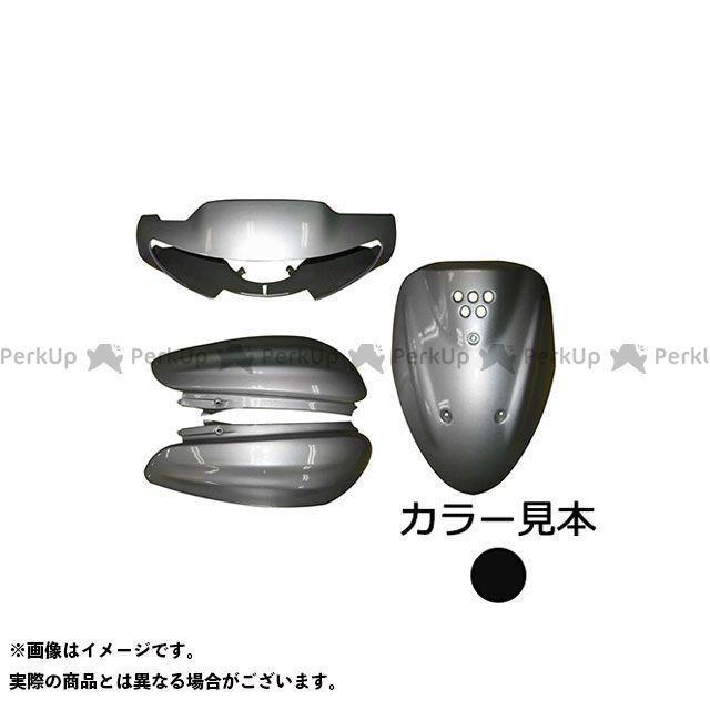 supervalue ジョグ 外装セット 外装4点セット YV50 5EM(SA04/12J) ブラック2(004B) スーパーバリュー