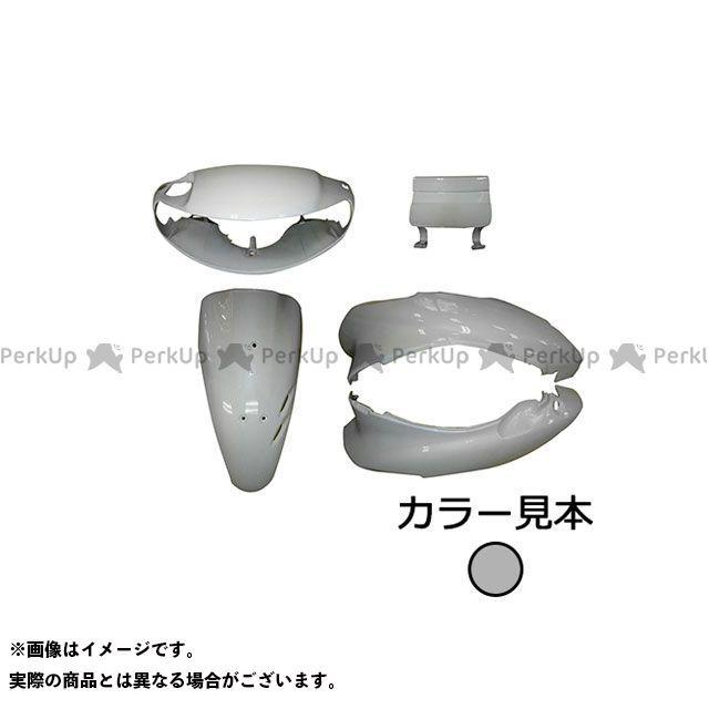 supervalue ライブディオ 外装セット 外装5点セット ライブディオ(AF35) I型 ムーンストーンシルバーメタリック(NH-114MU) スーパーバリュー