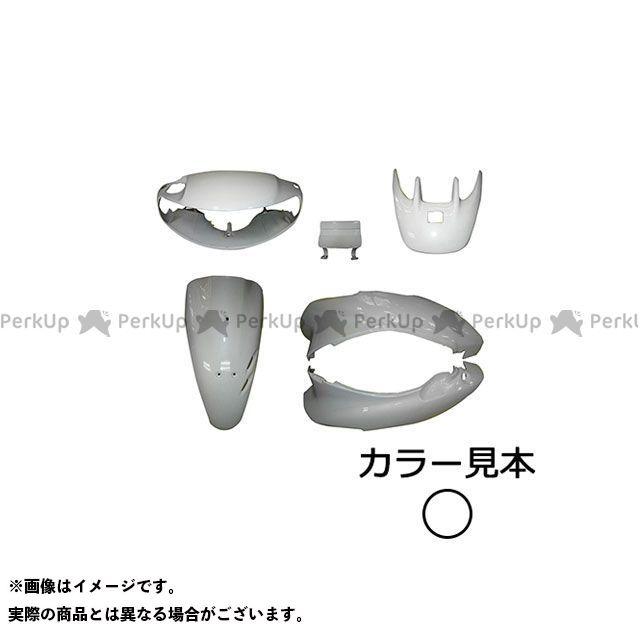 supervalue ライブディオ 外装セット 外装6点セット ライブディオ(AF35) II型 パールシーシェルホワイト(NH-198P)
