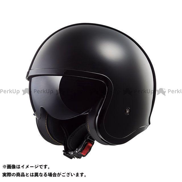 エルエスツー ジェットヘルメット アウトレット品 SPITFIRE(ブラック) XXL LS2 HELMETS