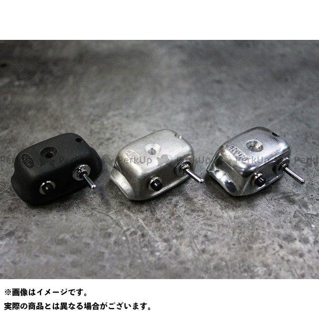 HIDE motorcycle ソフテイルファミリー汎用 ハンドル周辺パーツ HDMミニスイッチ(ポリッシュ) ノンロックタイプ