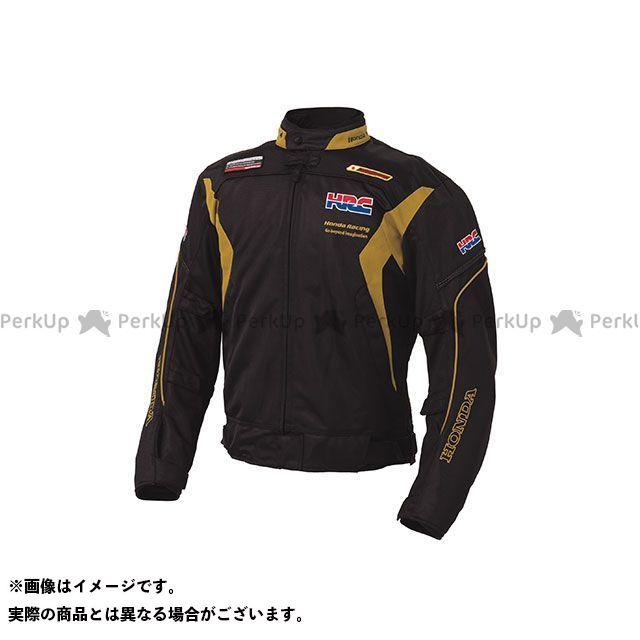 ホンダ ジャケット HRC 2019春夏モデル ファントムメッシュジャケット(ゴールド) サイズ:L Honda