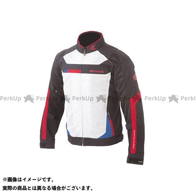 ホンダ ジャケット Honda×RSタイチ 2019春夏モデル クロスオーバーメッシュジャケット(トリコロール) サイズ:L Honda