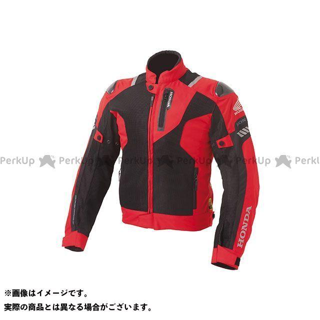 ホンダ ジャケット Honda 2019春夏モデル カーボンプロテクトメッシュジャケット(レッド) サイズ:M Honda
