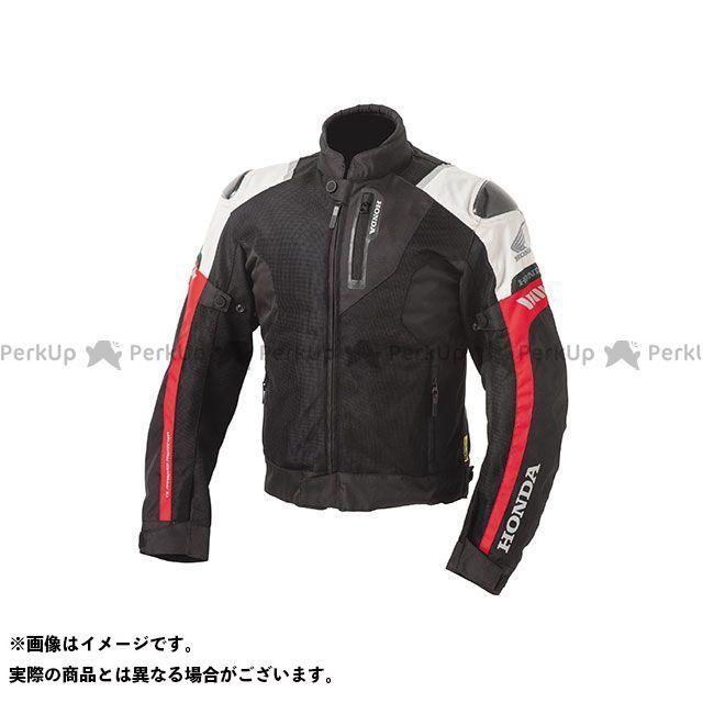 ホンダ ジャケット Honda 2019春夏モデル カーボンプロテクトメッシュジャケット(グレー/レッド) サイズ:M Honda