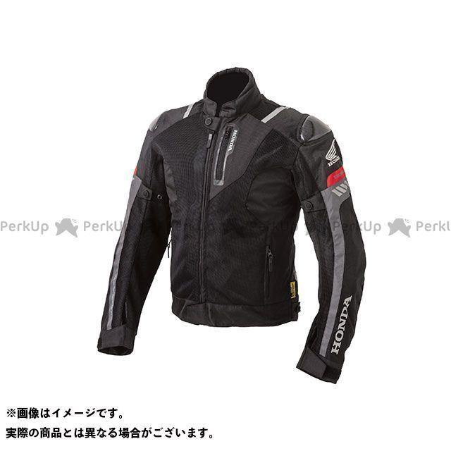 ホンダ ジャケット Honda 2019春夏モデル カーボンプロテクトメッシュジャケット(ブラック) サイズ:LL Honda