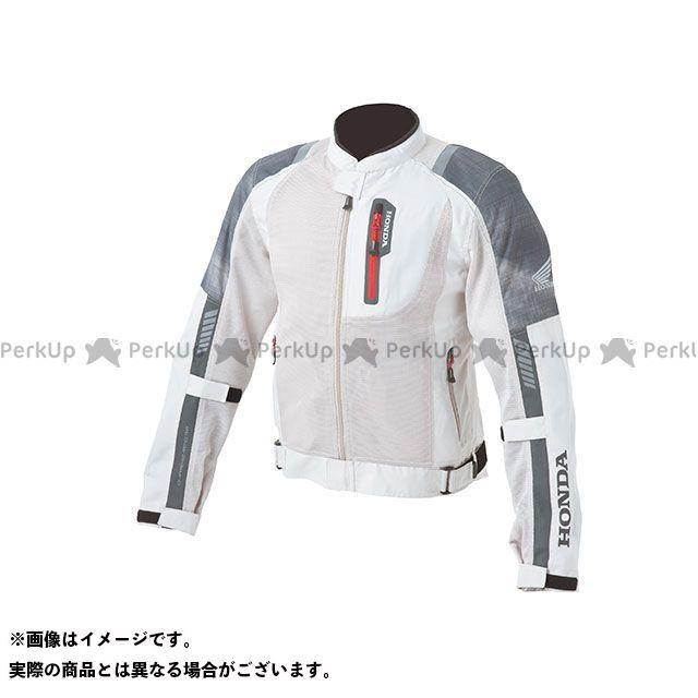 ホンダ ジャケット Honda 2019春夏モデル プロテクトライディングメッシュジャケット(プラチナ) サイズ:L Honda