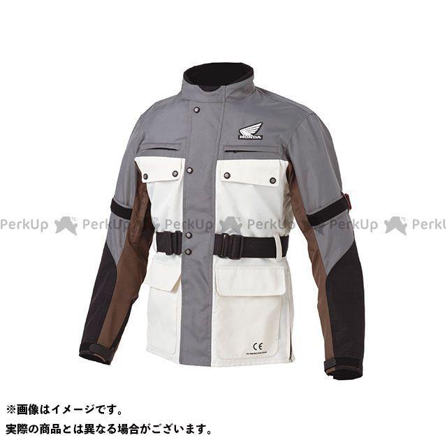 ホンダ ジャケット Honda 2019春夏モデル アドベンチャーミドルジャケット(ナチュラル) サイズ:M Honda
