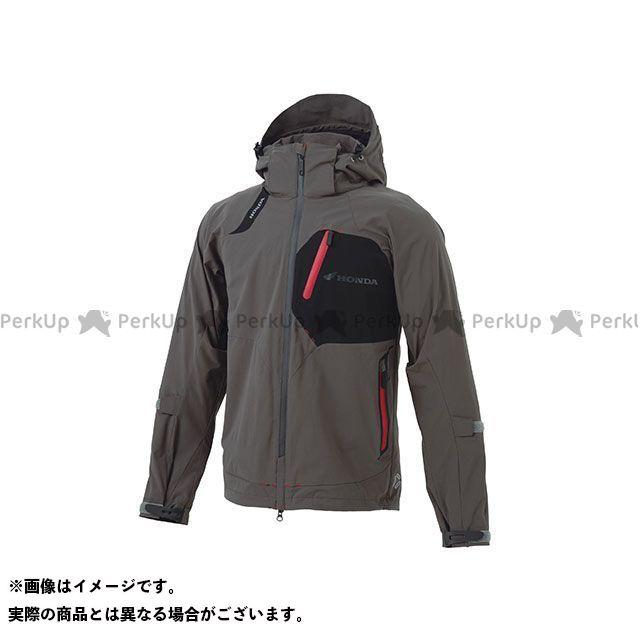 ホンダ ジャケット Honda 2019春夏モデル フーディーアウトドアジャケット(ダークグレー) サイズ:LL Honda