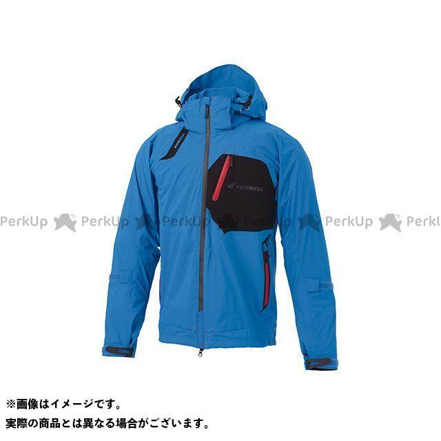 ホンダ ジャケット Honda 2019春夏モデル フーディーアウトドアジャケット(ブルー) サイズ:M Honda