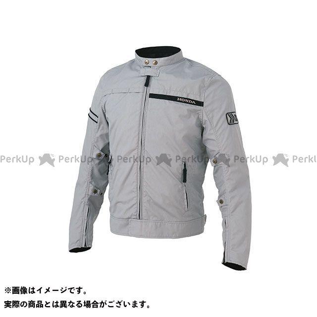 ホンダ ジャケット Honda 2019春夏モデル ライディングコンフォートジャケット(アイスグレー) サイズ:L Honda