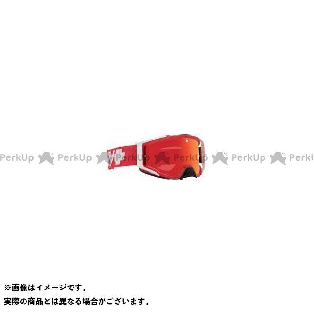 スパイ ゴーグル本体 Foundation Plus モトクロスゴーグル(CHECKERS RED-HD SMOKE wRED SPECTRA+HD CLEAR AFP) SPY