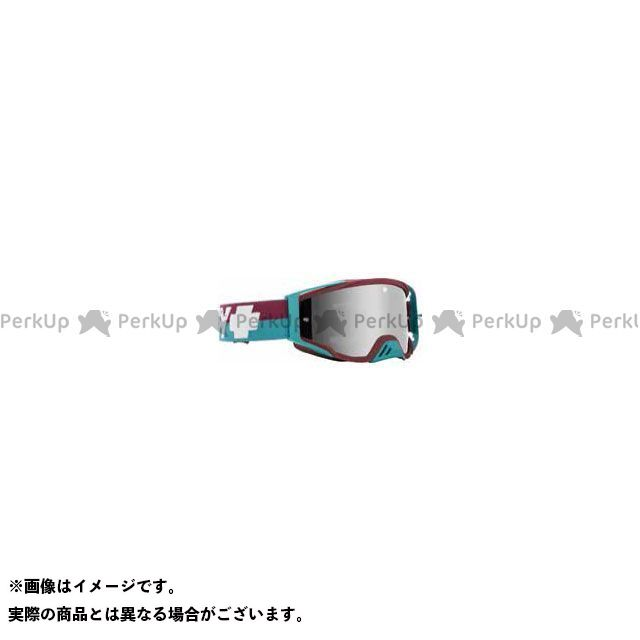 スパイ ゴーグル本体 Foundation Plus モトクロスゴーグル(BOLT TEAL-HD SMOKE wSILVER SPECTRA+HD CLEAR AFP) SPY