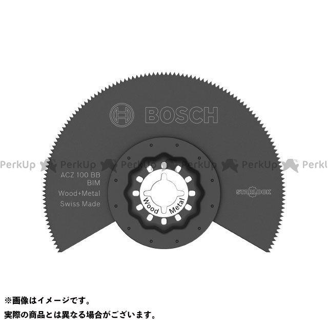 送料無料 ボッシュ BOSCH 切削工具 ACZ100BBN/10 カットソーブレードスターロック(10枚)
