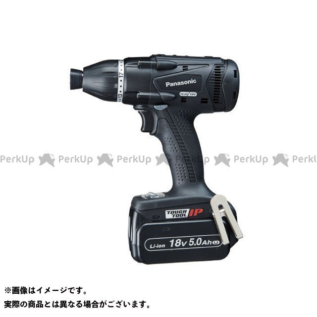 Panasonic 電動工具 EZ75A9LJ2G-B 充電マルチインパクトドライバー(黒)  Panasonic