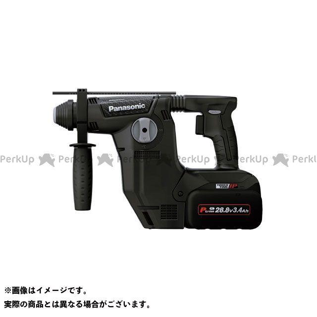 【無料雑誌付き】Panasonic 電動工具 EZ7881PC2S-B 充電ハンマードリル集じんなしセット Panasonic