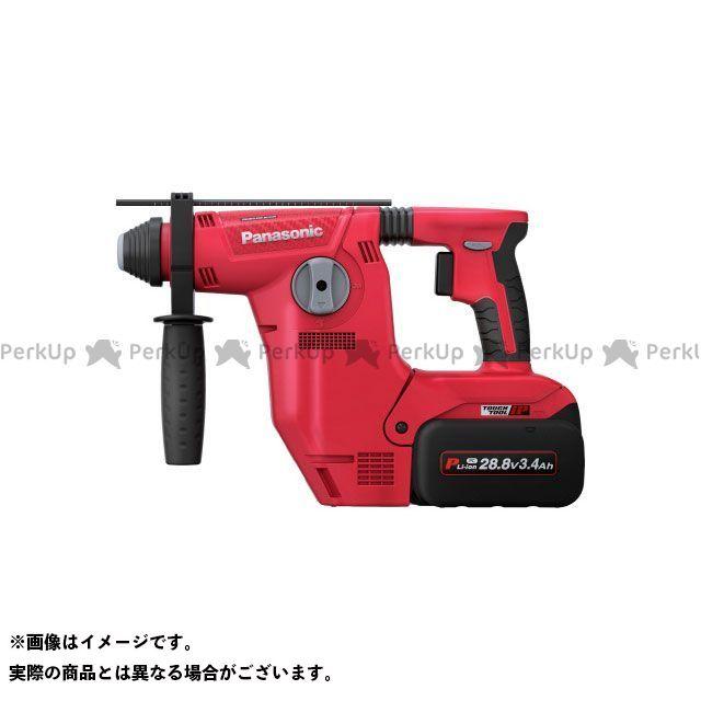 Panasonic 電動工具 EZ7881PC2S-R 充電ハンマードリル(赤)  Panasonic