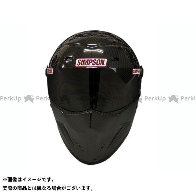 シンプソン SIMPSON フルフェイスヘルメット DIAMOND BACK(カーボン) 62cm