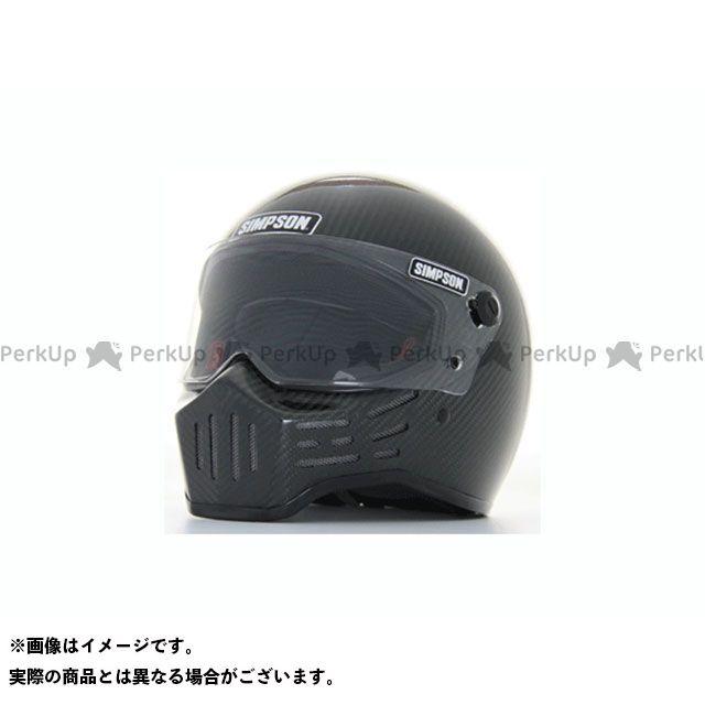 SIMPSON フルフェイスヘルメット M30(カーボン) サイズ:60cm シンプソン