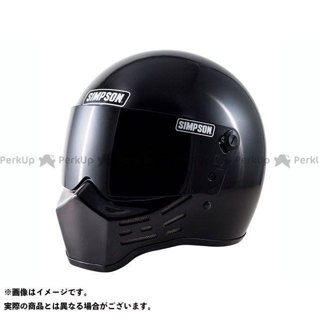 シンプソン SIMPSON フルフェイスヘルメット M10(ブラック) 58cm